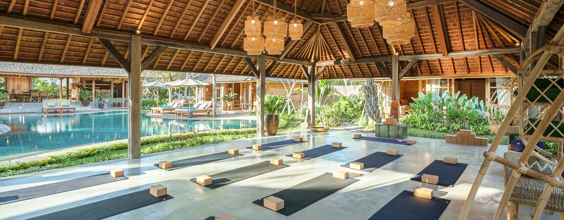 Yogasal Bali retreat